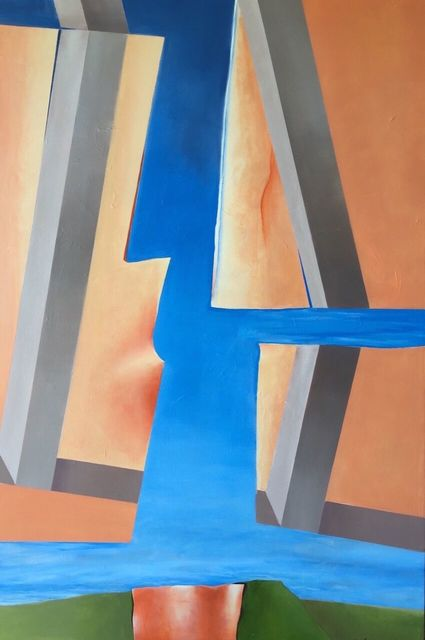 , 'Expansion #6,' 2016, Joshua Tree Art Gallery