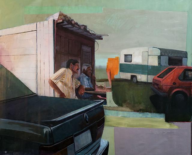 """, '""""Meadow men"""",' 2018, PDP Gallery"""