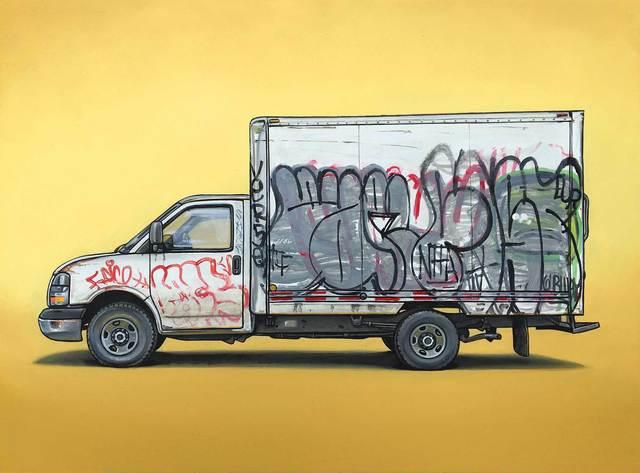 , 'Saint Viateur,' 2016, Galerie Matthew Namour