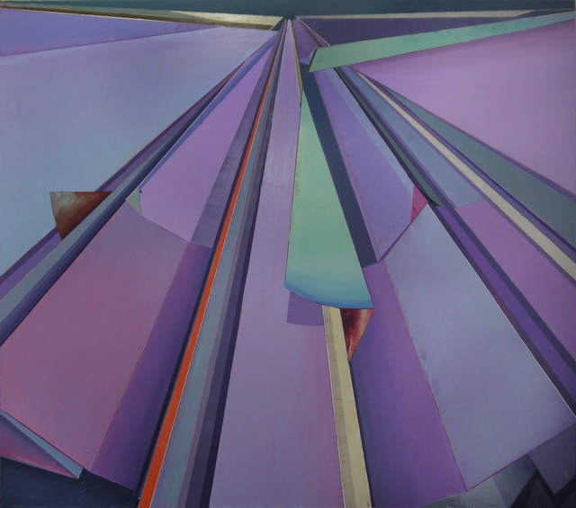 , 'Paper Plane 3,' 2016, Galerie Huit