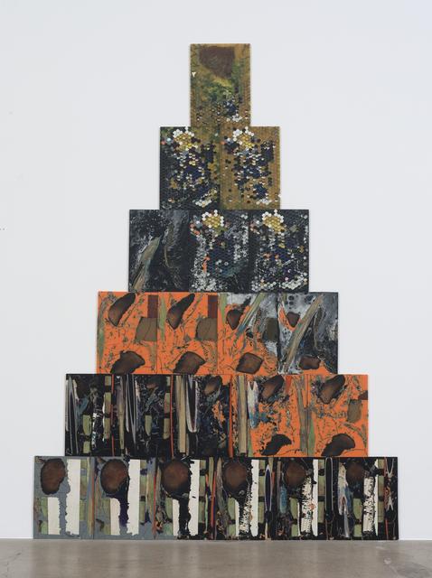 , '3,' 2011-2014, Susanne Vielmetter Los Angeles Projects