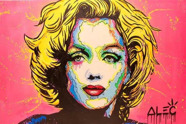 , 'Marilyn Monroe,' 2017, Eden Fine Art