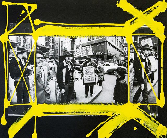 , 'Pray + Sin, New York,' 1955, HackelBury Fine Art
