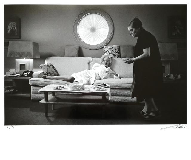 , 'marilyn 12 (Roll 2 Frame 23),' 1962, Beck & Eggeling