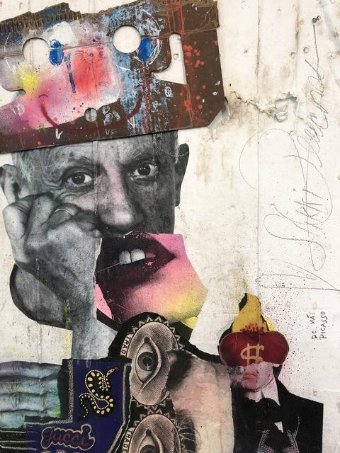 Stikki Peaches, 'De Mas Picasso', 2019, Art Angels