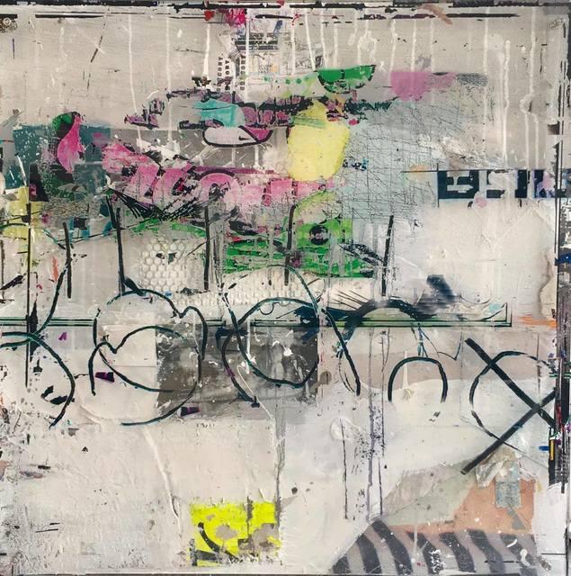 , 'Urban Tatoo,' 2017, Kahn Gallery