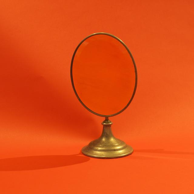 , 'Orange Mirror #1,' 2018, James Barron Art