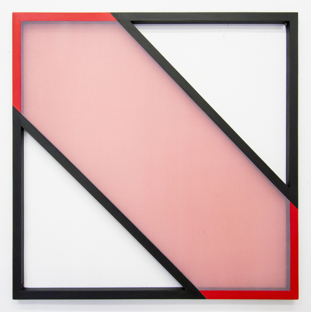 , 'Space Red,' 2016, Alfa Gallery