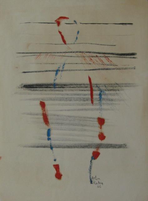 , 'Voyeur,' 1966, Oscar Roman
