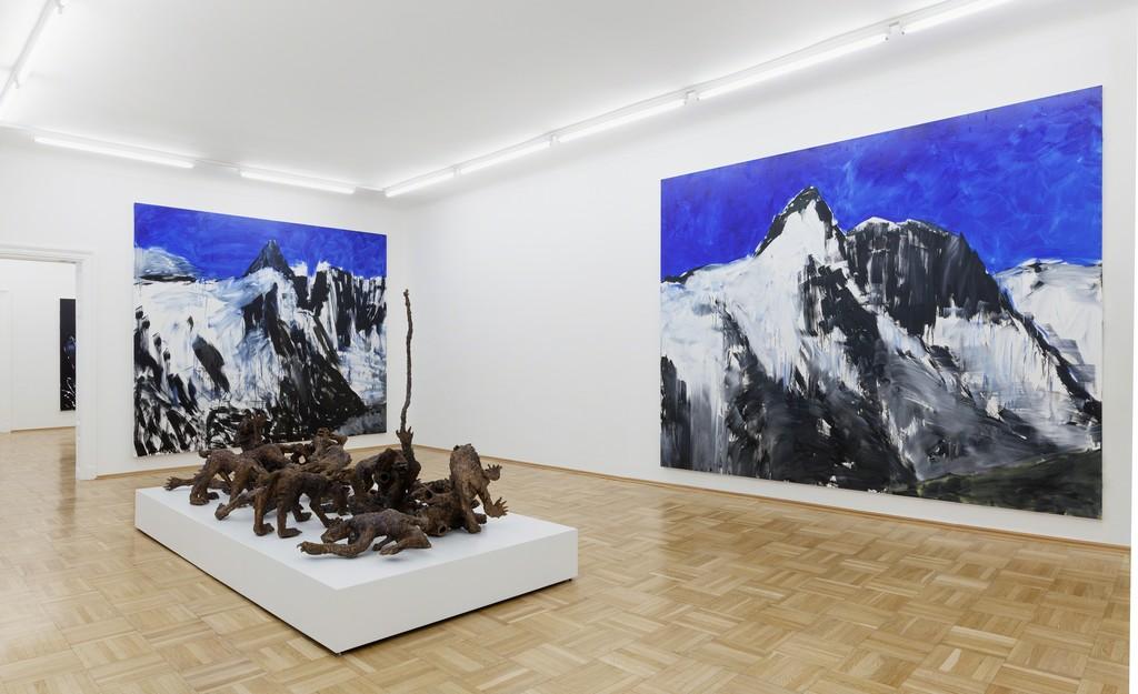 Courtesy Galerie nächst St. Stephan  Photo Markus Wörgötter ROOM 1