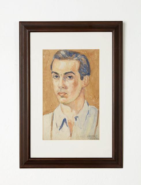 Edgar Negret, 'Autorretrato', 1939, Leon Tovar Gallery
