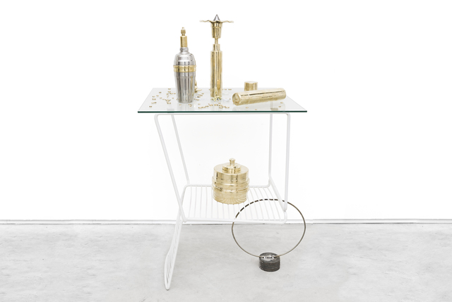 , 'Chair When Coffee Table / Little Trophies,' 2015, Mendes Wood DM