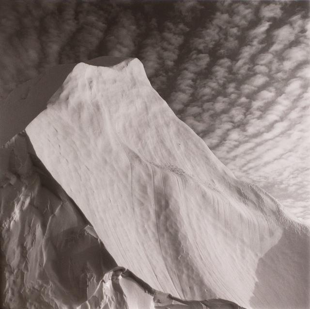 , 'Iceberg #4, Disko Bay, Greenland,' 1988, Edwynn Houk Gallery