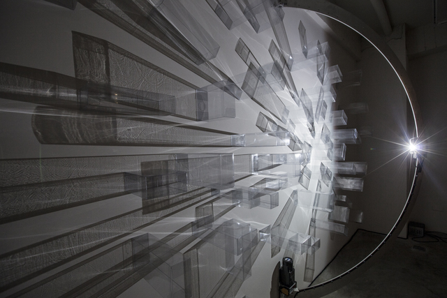 , 'Crystal City 007,' 2015, Galerie du Monde