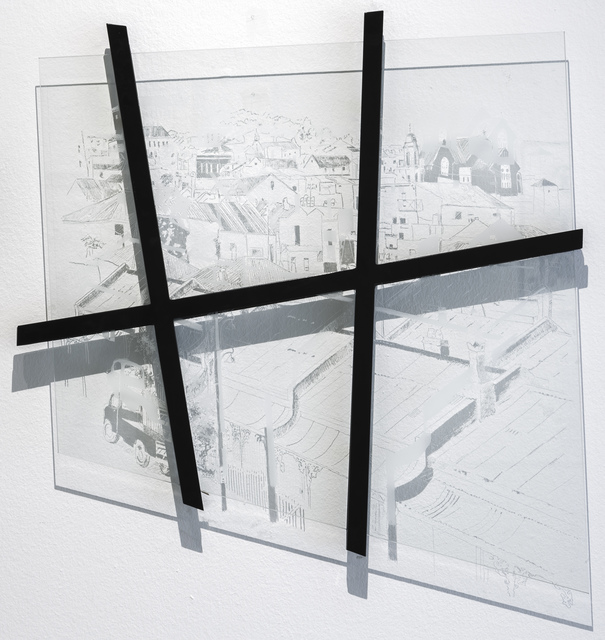 , 'The Lost District: St Mark's,' 2016, Goodman Gallery