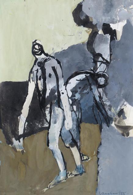 , 'Bathers by a Cliff,' 1955, Osborne Samuel
