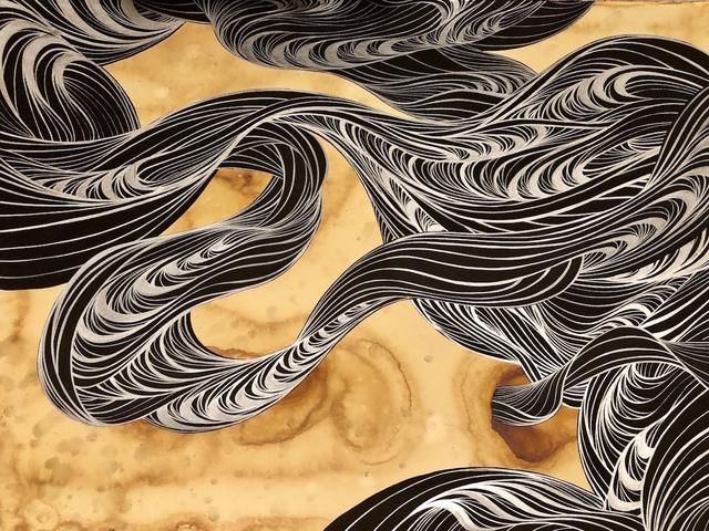 , 'Flow,' 2018, Joshua Liner Gallery