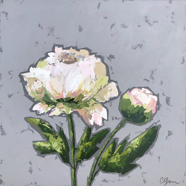 Christie Younger, 'Peonies No. 4', 2019, Shain Gallery