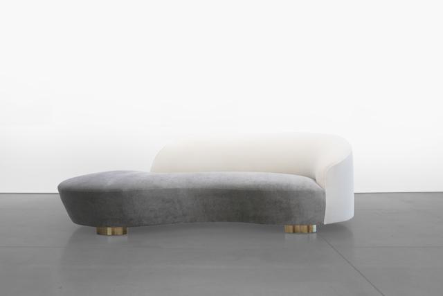 , ''Cloud' Sofa,' 1970-1979, Peter Blake Gallery