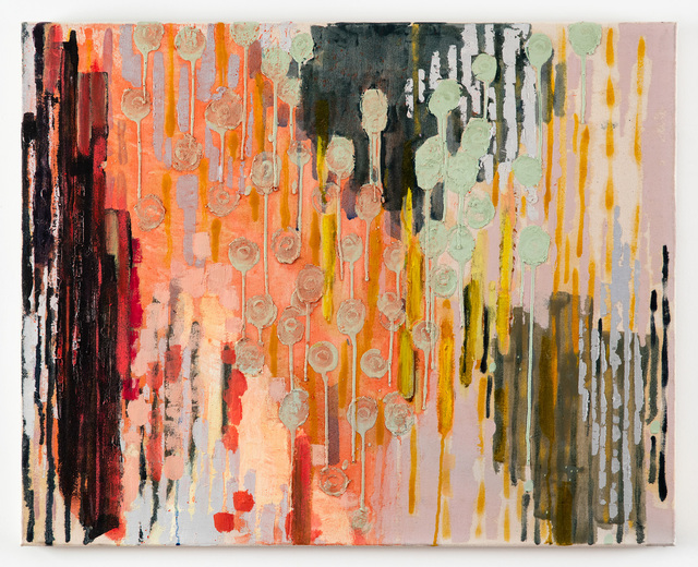 Molly Herman, 'Florine's Curtain ', 2018, The Painting Center