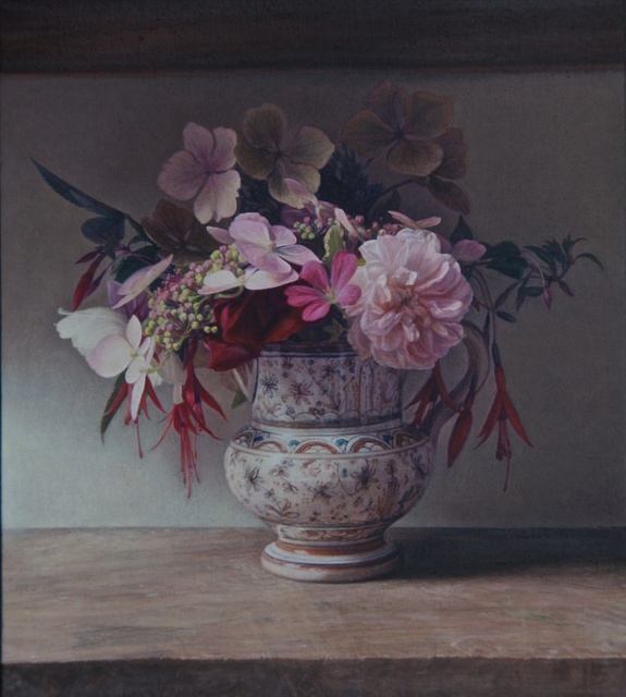 , 'Garden Flowers, Late Summer,' 2011, Nancy Hoffman Gallery