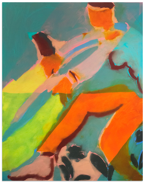, 'Dragout,' 2017, Anna Zorina Gallery
