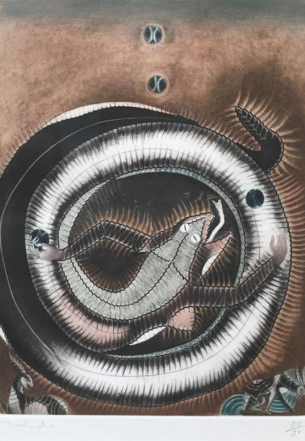 , 'Serpent of Malabar,' 1978, Latin American Masters