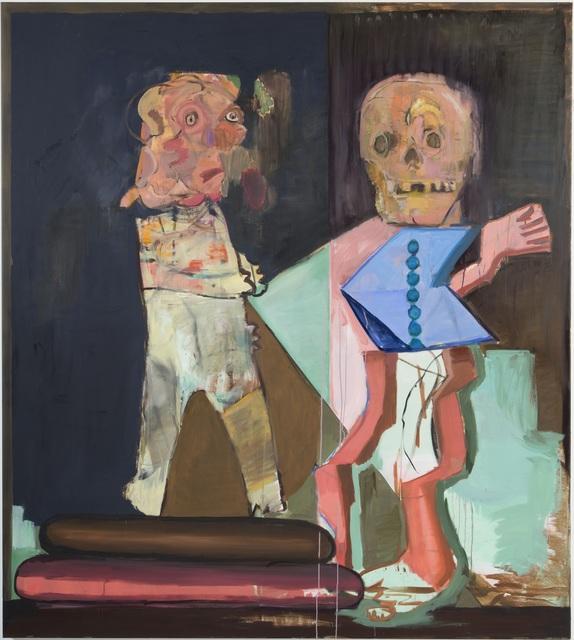 , 'Ohne Titel,' 2016, Deweer Gallery