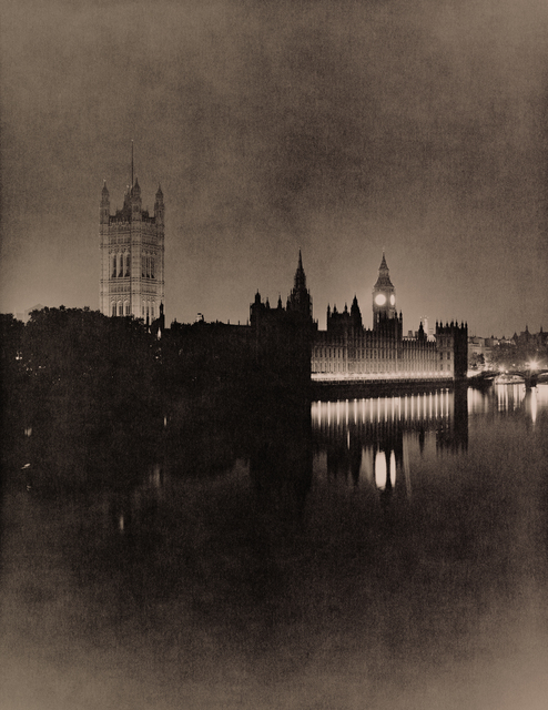 , 'Houses of Parliament,' 1997, CAMERA WORK