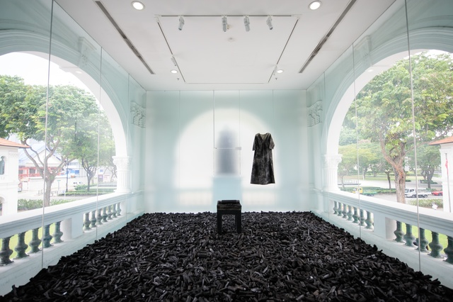 , 'I'm a Ghost in My Own House,' 2012, Singapore Art Museum (SAM)