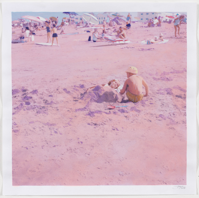 Isca Greenfield-Sanders, 'No Name (Beach)', 2018, Headlands Center for the Arts: Live Benefit Auction 2019