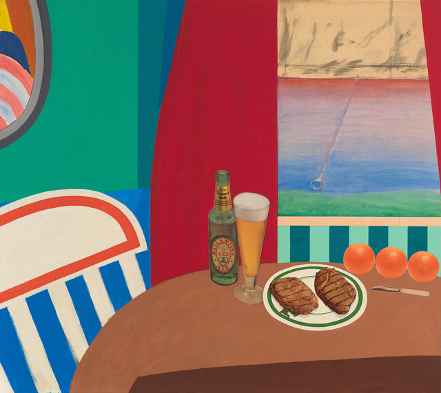 Tom Wesselmann, 'Still LIfe #8', 1962, Mixed Media, Mixed media and collage on board, Triennale Design Museum