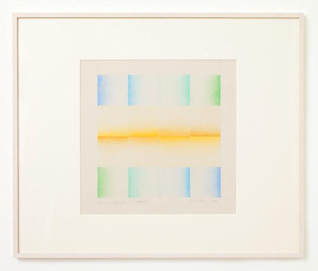 , 'Study for Flesh Garden/Skysun,' 1971, Stephen Friedman Gallery