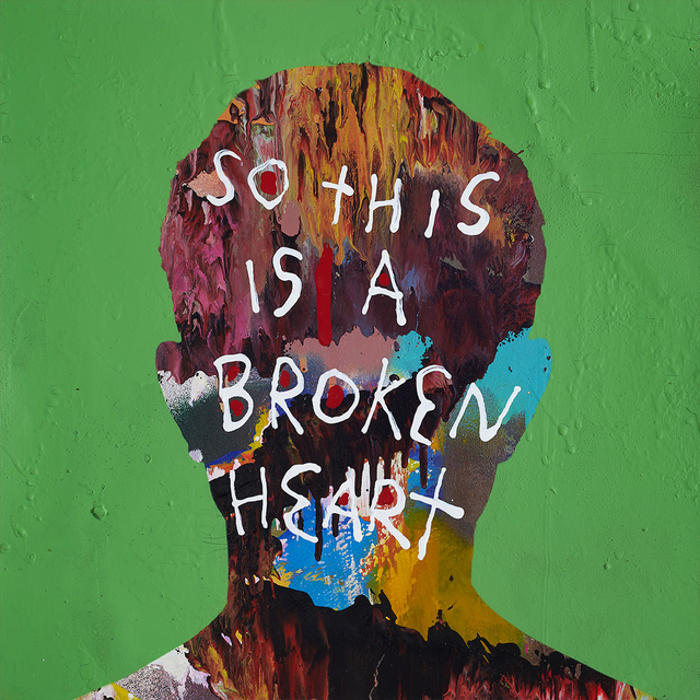 , 'So This Is A Broken Heart,' 2018, Black Book Gallery