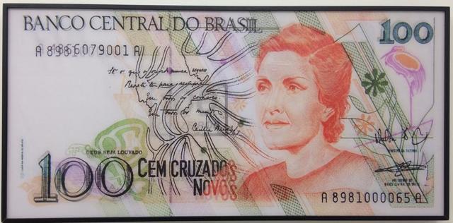 Alexandre Frangioni, 'Carimbos CzN$ 100', 2016, Galerie Brésil