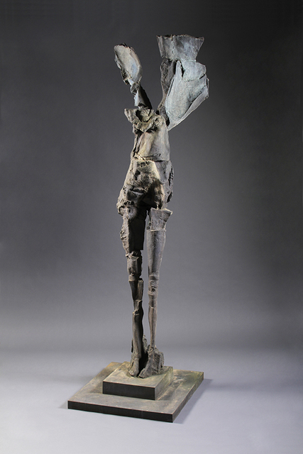 , 'Winged Figure Ascending,' 2010, Dolby Chadwick Gallery