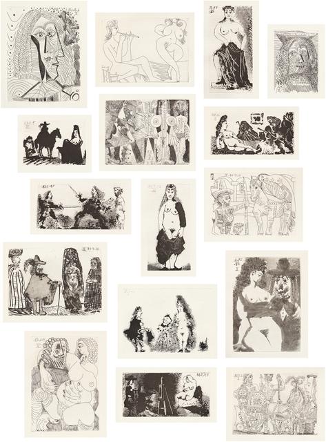 Pablo Picasso, 'La Célestine', 1977, Phillips