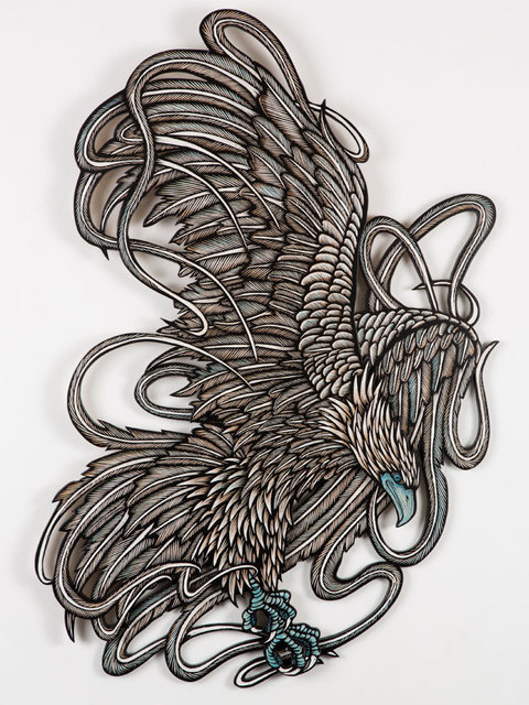, 'Healer Phoenix ,' 2016, Black Book Gallery