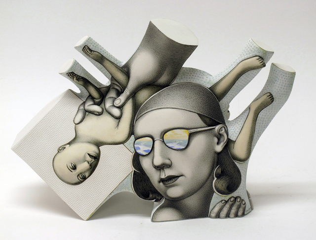 , 'Reflection 2007–14,' 2014, Ferrin Contemporary