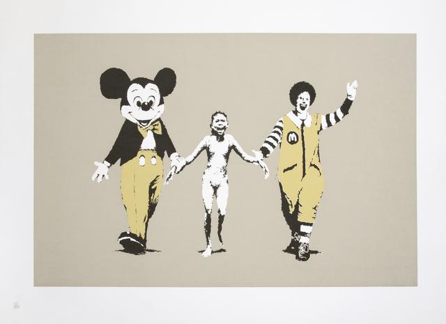 Banksy, 'Napalm', 2004, Julien's Auctions
