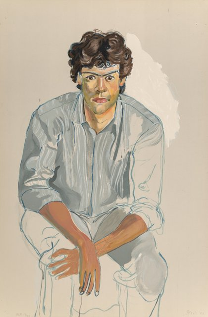Alice Neel, 'The Youth', 1982, Heritage Auctions