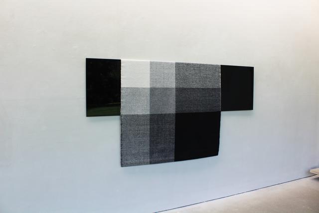 , 'Parallel Planar Panel (black, dark grey, light grey, off-white),' 2014, New Art Centre