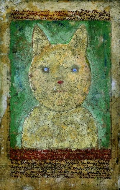 , 'cat,' 2019, Rice Polak Gallery