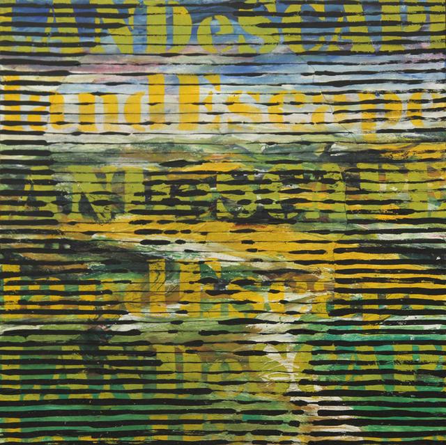 , 'Patrick White, Landscape,' 2011, Charles Nodrum Gallery