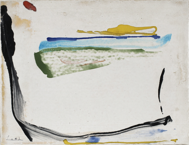 , 'Thanksgiving Day,' 1973, Bernard Jacobson Gallery