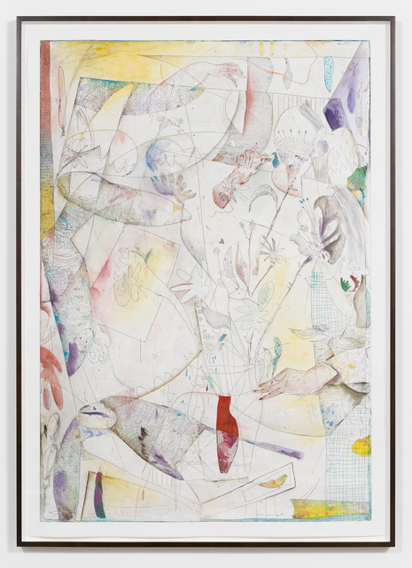 Volker Hüller, 'Flowers and Snakes', 2015, Timothy Taylor