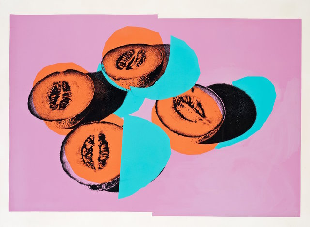 , 'Cantaloupes, from Space Fruit: Still-Lives,' 1978, Gallery 2C for Art