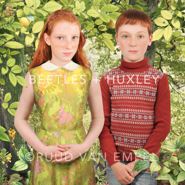 , 'Brothers & Sisters #3,' 2010, Huxley-Parlour