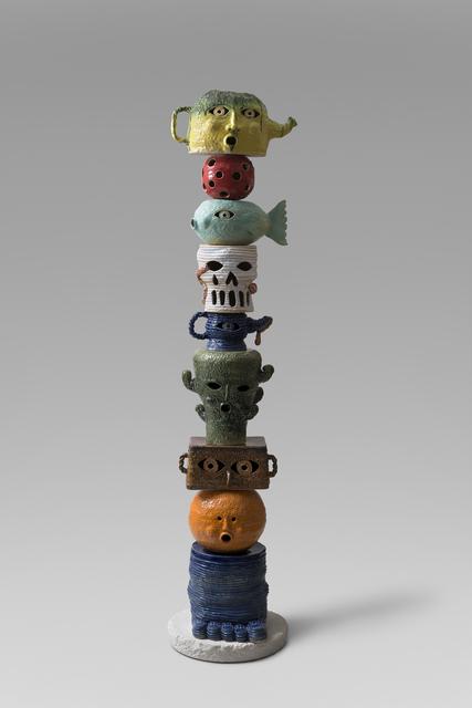 , 'Totem, Giant Right Leg,' 2019, Richard Heller Gallery