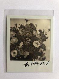 Set of 2 Polaroids (Buddha & Bouquet)